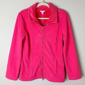 LILLY PULITZER Grace Jacket in Pomegranate Medium